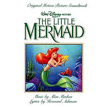The Little Mermaid 1989 Cd Jpg