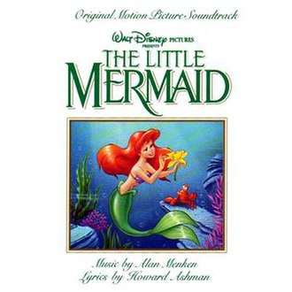 The Little Mermaid (soundtrack) - Image: The Little Mermaid 1989 CD