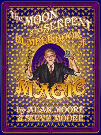 The Moon and Serpent Bumper Book of Magic - Cover design by John Coulthart