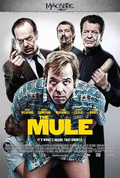 Picture of a movie: The Mule