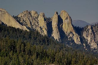 The Needles (Sequoia National Forest) - Image: The Needles (Sequoia National Forest)