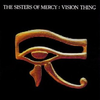 Vision Thing (album) - Image: The Sisters of Mercy Vision Thing cover