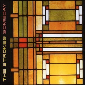 Someday (The Strokes song) - Image: The Strokes Someday CD single cover