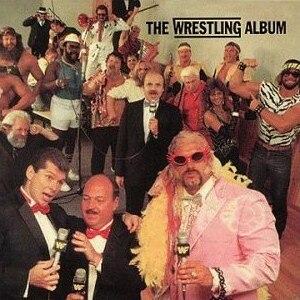 The Wrestling Album - Image: The Wrestling Album