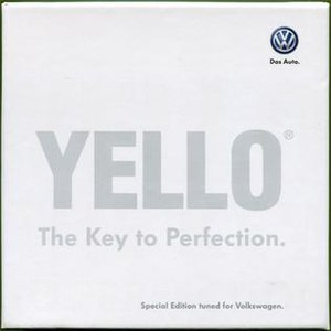 The Key to Perfection - Image: The key to perfection albumcover