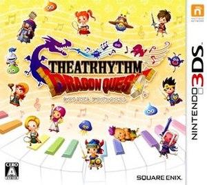 Theatrhythm Dragon Quest cover art.jpg