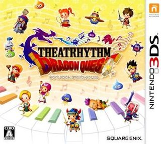 <i>Theatrhythm Dragon Quest</i>
