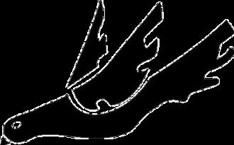 Thursday (band) - The Thursday dove logo