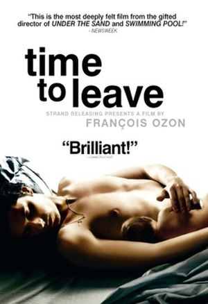 Time to Leave - Poster for the film