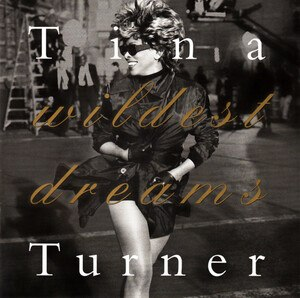 Wildest Dreams (Tina Turner album) - Image: Tina Turner Wildest Dreams (US)