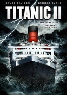 <i>Titanic II</i> (film) 2010 film by Shane Van Dyke