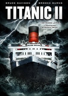 <i>Titanic II</i> (film) 2010 film by someone