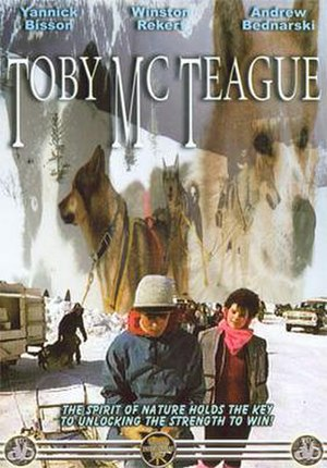 Toby McTeague - DVD cover