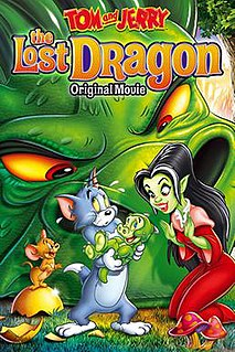 <i>Tom and Jerry: The Lost Dragon</i>