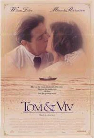 Tom & Viv - Theatrical release poster