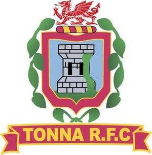 Tonna RFC - Image: Tonna RFC logo