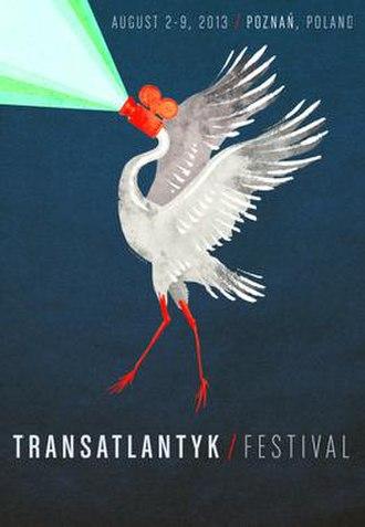 Transatlantyk Festival - Transatlantyk poster 2013