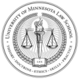 University of Minnesota Law School - Image: UMN Law Official Seal