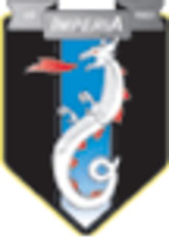 A.S.D. Imperia - Former logo Imperia Calcio