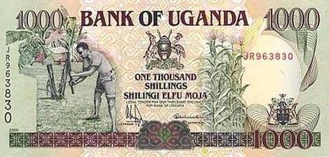 UgandanShillings1000