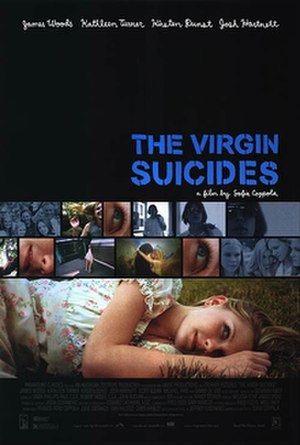 The Virgin Suicides (film) - Theatrical release poster