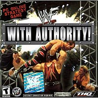 WWE with Authority! cover.jpg