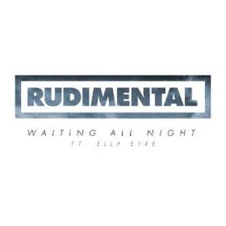 Waiting All Night - Image: Waiting All Night