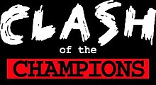 Clash of the Champions - The Clash of the Champions logo from 1994 to 1997