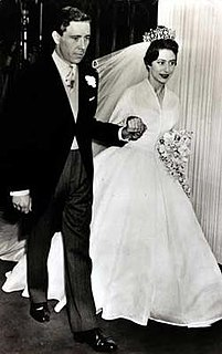 Wedding of Princess Margaret and Antony Armstrong-Jones