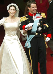 Wedding of Frederik, Crown Prince of Denmark, and Mary Donaldson