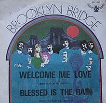 Image result for blessed is the rain brooklyn bridge  single images