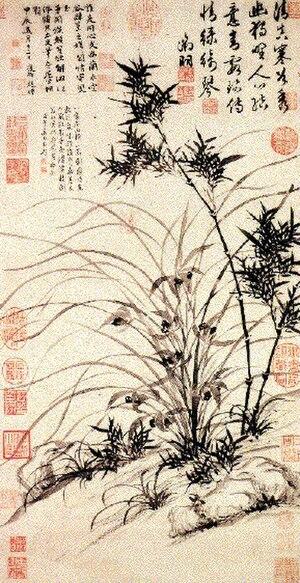Wen Zhengming - Image: Wen Zhengming painting