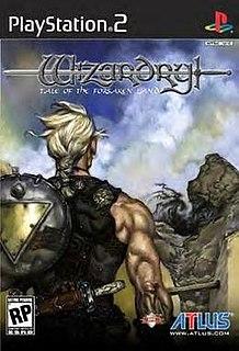 <i>Wizardry: Tale of the Forsaken Land</i> 2001 video game
