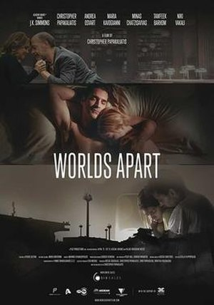 Worlds Apart (2015 film) - Official Poster of the film.