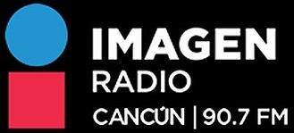 XHQOO-FM - Image: XHQOO Imagen Cancun logo