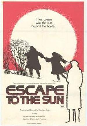 """Escape to the Sun - Image: """"Escape to the Sun"""" (1972)"""