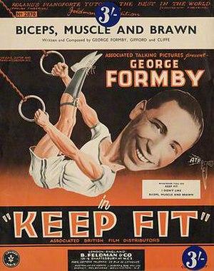 "Keep Fit - Image: ""Keep Fit"" (1937)"