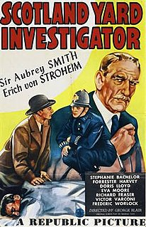 <i>Scotland Yard Investigator</i>