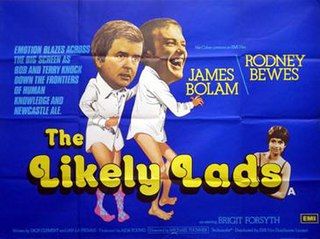 <i>The Likely Lads</i> (film) 1976 British comedy film directed by Michael Tuchner