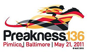 "2011 Preakness Stakes - ""The Second Jewel of the Triple Crown""  ""The Run for the Black-Eyed Susans"""