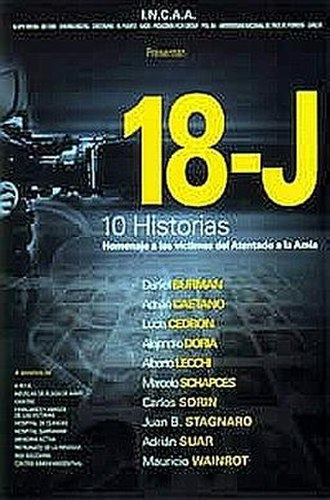 18-J - Theatrical release poster