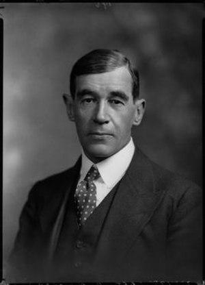 Bernard Acworth - Bernard Acworth in 1934
