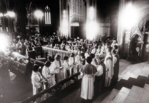 Church of the Advocate - Ordination to the priesthood of the Philadelphia Eleven