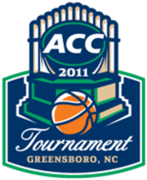 2011 ACC Men's Basketball Tournament - 2011 ACC Tournament logo
