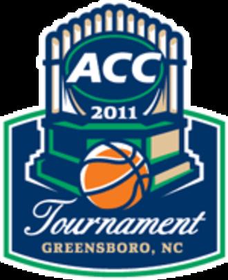 2011 ACC Men's Basketball Tournament - 2011 ACC Tournament logo