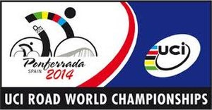 2014 UCI Road World Championships - Image: 2014 UCI Road World Championships logo