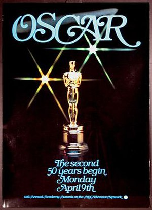 51st Academy Awards - Official poster