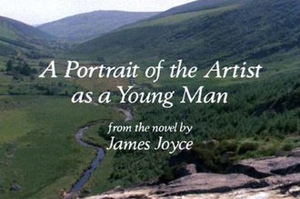 A Portrait of the Artist as a Young Man (film) - Image: A Portrait of the Artist (1977 film) title frame