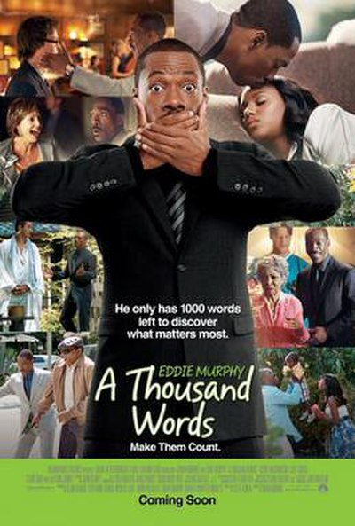 Picture of a movie: A Thousand Words