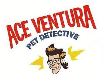 Ace Ventura: Pet Detective (TV series) - Image: Ace Venture Cartoon Title